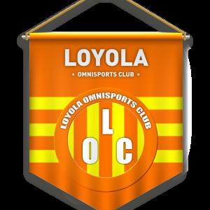 Le Blason du Loyola Omnisport Club à collectionner